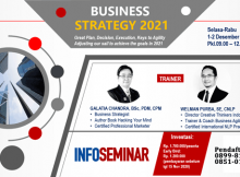 Strategi Bisnis 2021